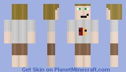 Character v1 Minecraft Skin