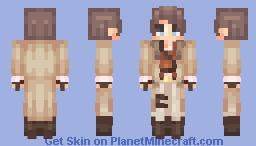 ▫️ 𝒯𝒽𝑒 𝒯𝑜𝓂𝒷 𝑅𝒶𝒾𝒹𝑒𝓇 ▫️ -𝑅𝐸𝒬𝒰𝐸𝒮𝒯- Minecraft Skin