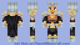 Quinus Crane - They Are Billions Minecraft Skin