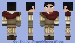 [LotC] Gentleman's Rose Minecraft Skin