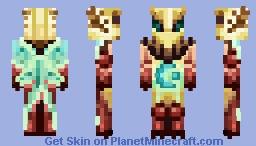 Luna Moth~ Minecraft Skin
