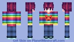 BTS J-HOPE — DNA GUCCI O YEAH Minecraft Skin