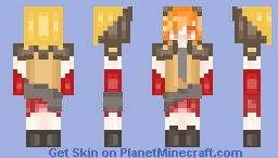 Rio Ranger - Cherkura Minecraft Skin