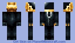 IronGamer_750 (Daft Punk) Minecraft Skin