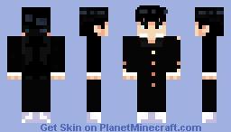 Shigeo Kageyama Minecraft Skin