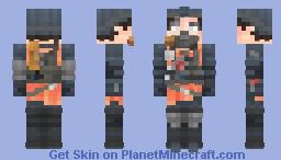 Anna - Metro Exodus Minecraft Skin