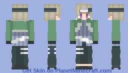 Boruto - Kagura Karatachi Minecraft Skin