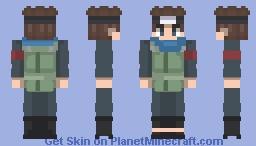 Boruto - Konohamaru Sarutobi Minecraft Skin