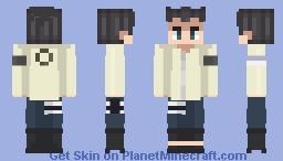 Boruto - Shikadai Nara Minecraft Skin