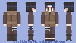 Boruto - Shinki Minecraft Skin