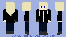 Damian Minecraft Skin