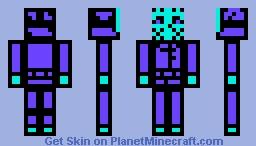 Jason Voorhees - Friday the 13th (1989) Minecraft Skin