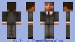 Jokowi Minecraft Skin
