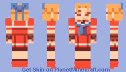 anohohohother birthday girl Minecraft Skin