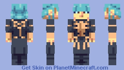Marianne [pop reel] Minecraft Skin
