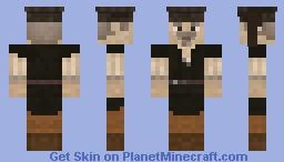 [Ottonien] Banker / Bankier Minecraft Skin