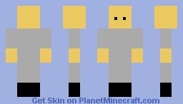 Michael Myers - Halloween (1983) Minecraft Skin