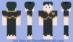 Secre Swallowtail Minecraft Skin