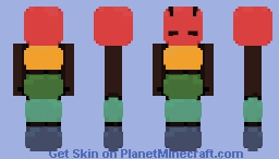 Y'all already know who it is Minecraft Skin
