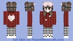 =𝟚 𝔸𝕞= Minecraft Skin