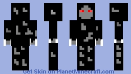 THE SOUL Minecraft Skin