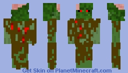 A Zombie.. But better. Minecraft Skin
