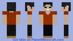 This is me Minecraft Skin