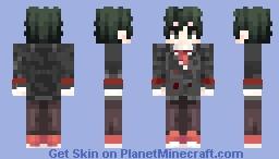 ✥ | ℝ𝕖𝕞𝕖𝕞𝕓𝕖𝕣 𝕞𝕖, 𝕂𝕒𝕔𝕔𝕙𝕒𝕟? | MHA | ✥ Minecraft Skin