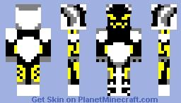 Shrike v1 Minecraft Skin