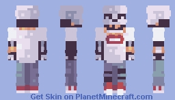 fresh 2 death Minecraft Skin