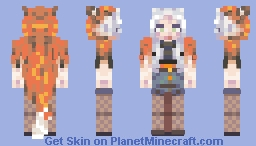 Vixen (Fanskin) Minecraft Skin