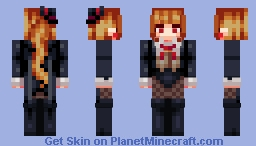 Amazing Magician! Minecraft Skin