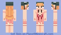 oshino shinobu Minecraft Skin