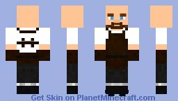 Кузнец Minecraft Skin