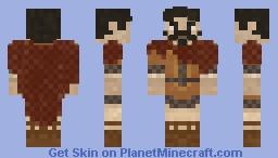 [Ottonien] Troubadour Minecraft Skin
