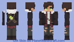 445 Minecraft Skin