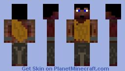 Slave Minecraft Skin