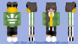 ╰(*´︶`*)╯♡ おまえわもうしんでる ♡╰(*´︶`*)╯ Minecraft Skin