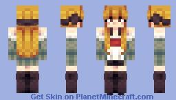 Regain Minecraft Skin