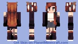Method To My Madness Minecraft Skin
