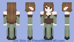 Another Elf Girlie Minecraft Skin
