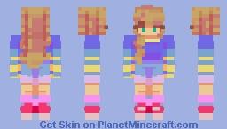 waht Minecraft Skin