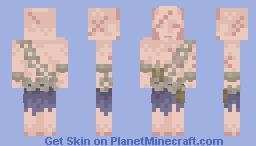 Captive Abomination Minecraft Skin