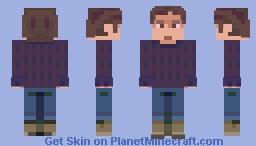 Neil Breen Minecraft Skin