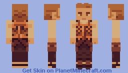 Balthier Minecraft Skin