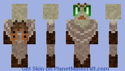 Moth [Land of Insects skin contest] Minecraft Skin