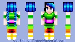 energy drink Minecraft Skin