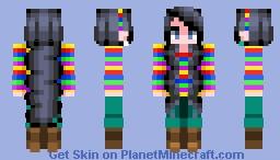 ah, mexico! Minecraft Skin