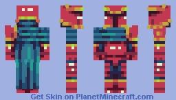 Chunko Knight Minecraft Skin