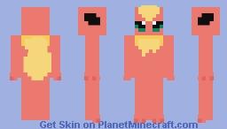 Flareon, the Flame Pokemon | Pokemon Minecraft Skin